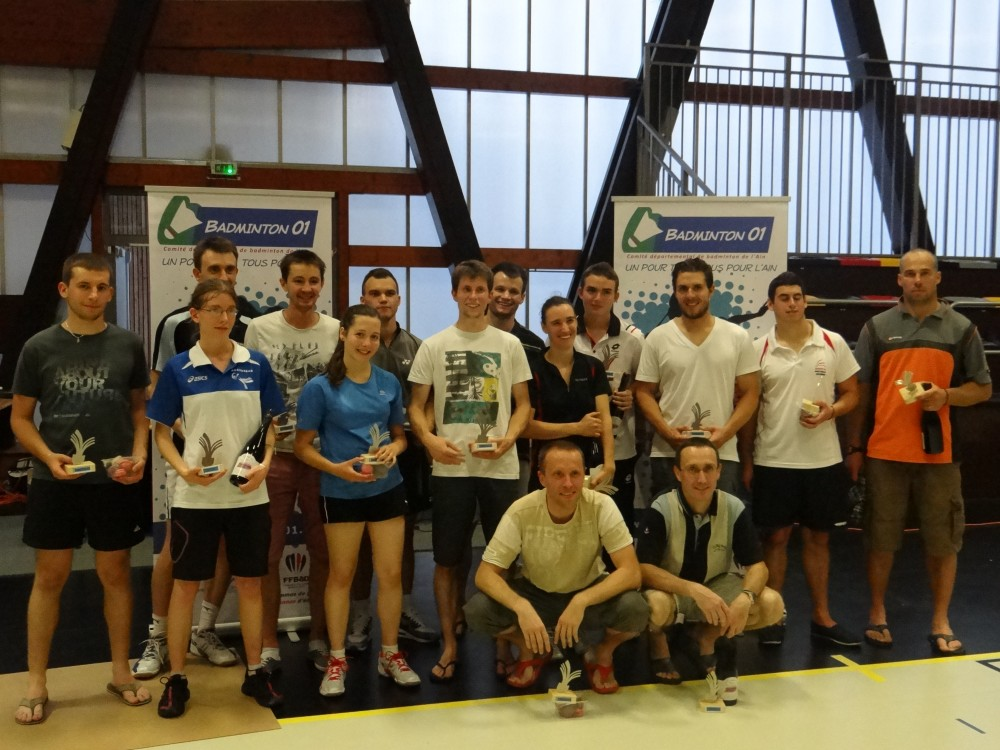 Les championnats de l'Ain Seniors se sont déroulés à Miribel les 21 et 22 juin 2014 !! Tous les résultats sont en ligne ainsi que les photos des podiums !!!
