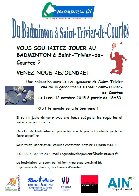 affiche animation STC
