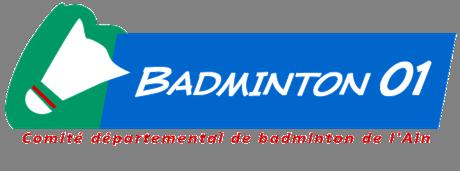 """Résultat de recherche d'images pour """"comite 01 badminton logo"""""""